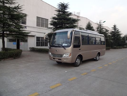 China 6.6M LHD/alte DieselSchulbusse RHD mit Cummins Engine EQB125-20 fournisseur