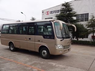 China Schultransport-Stern-Art 30 Passagier-Minibus mit harter Aluminiumtür fournisseur