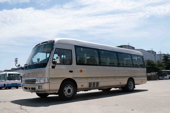 China Reise Tourist 30 Sitzer Kleinbus 7.7M Länge Sightseeing Europe Market distributeur